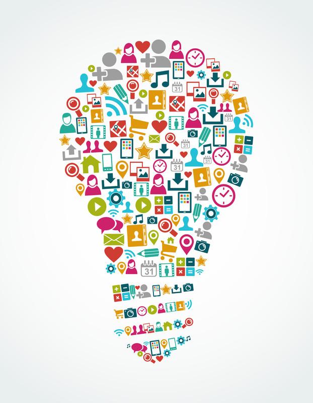 social-media-bulb